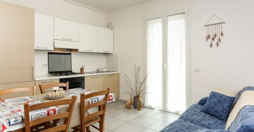 Standard Two-room Flat with Balcony